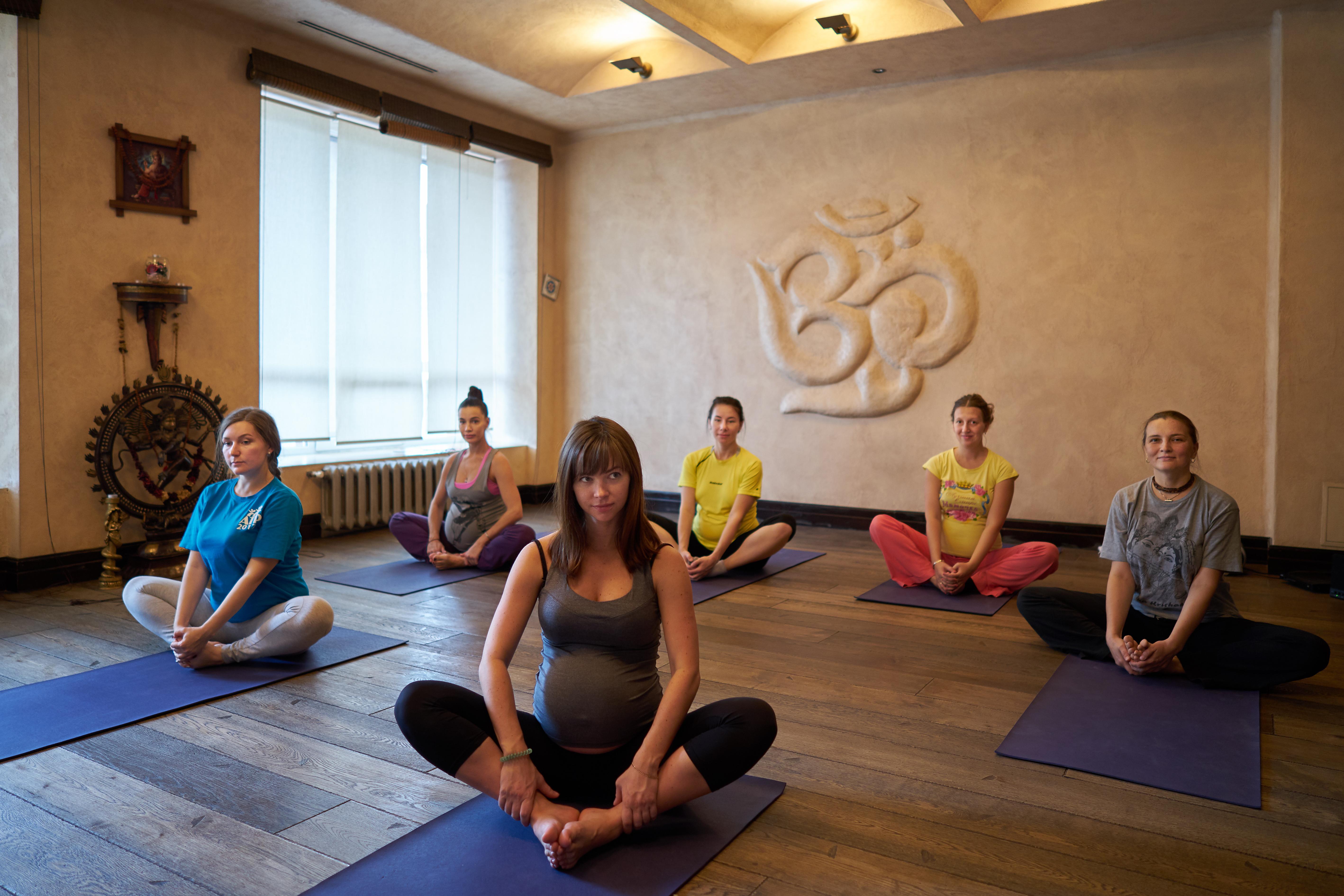 Йога для беременных в юао